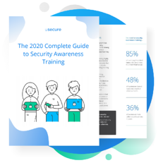 Security awareness training guide 2020